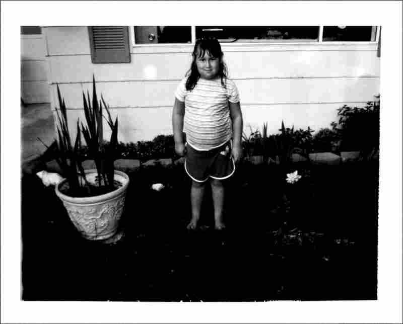 Slaby's neighbor Shakira, age 5