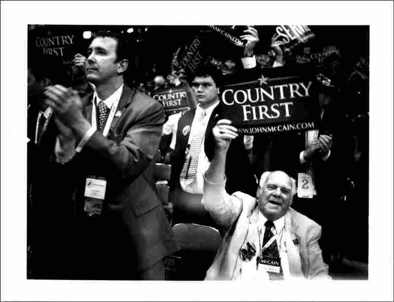 Delegates at the 2008 Republican National Convention