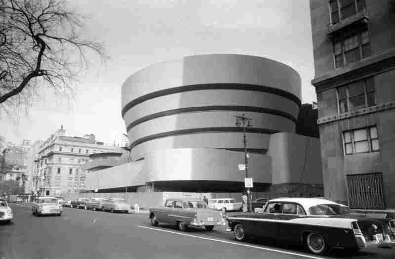 Fifty years ago, the Solomon R. Guggenheim Museum, designed by American architect Frank Lloyd Wright, opened in New York City. The building broke conventional architecture rules that had existed for centuries, causing contemporary artists to sign a petition against it.