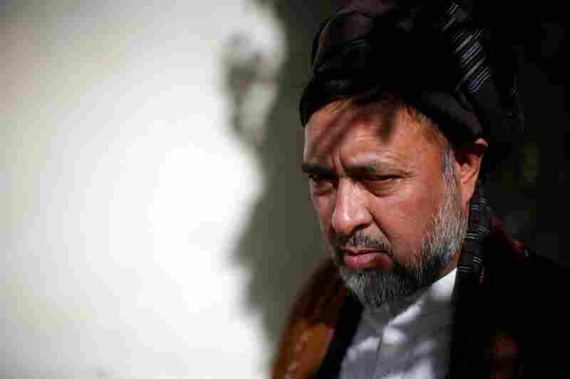 Mohammad Mohaqiq is the leader of the Hazara ethnic minority. As a warlord who fought against the Soviets in the 1980s, he now commands wide support in northern and central Afghanistan.