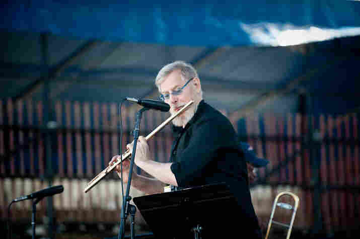 Lew Tabackin performs with the Cedar Walton All-Stars.