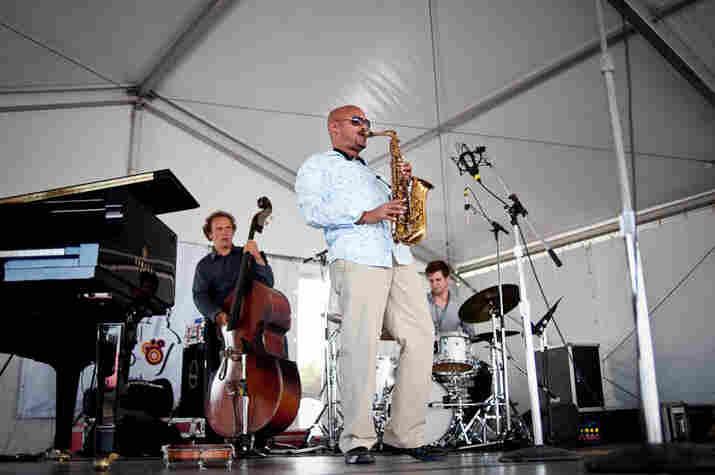 Miguel Zenon Quartet.