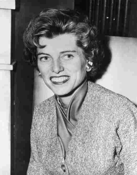 Shriver around 1960. History professor Edward Shorter, author of The Kennedy Family and the Story of Mental Retardation,  says the only thing that kept Shriver from running for political office was the era she grew up in.
