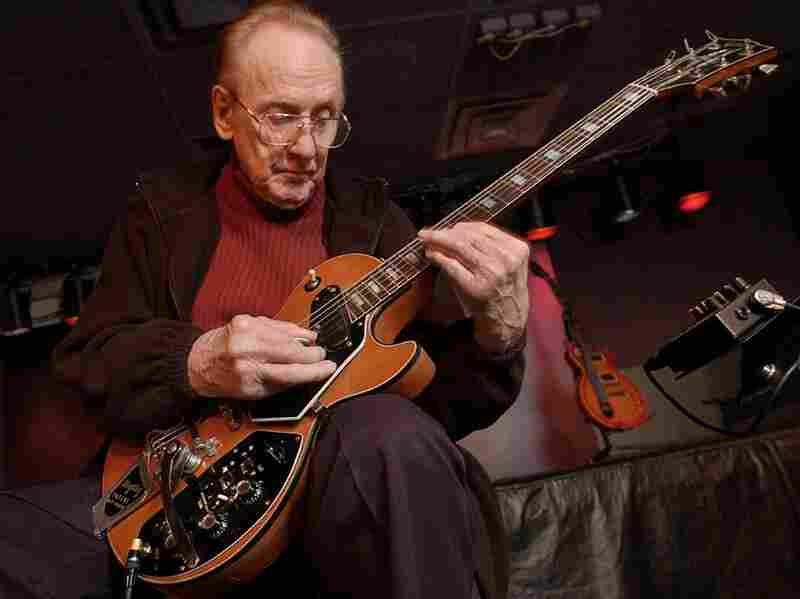 Guitar legend Les Paul died Thursday at age 94. Paul is credited with changing the music industry with the electric guitar.