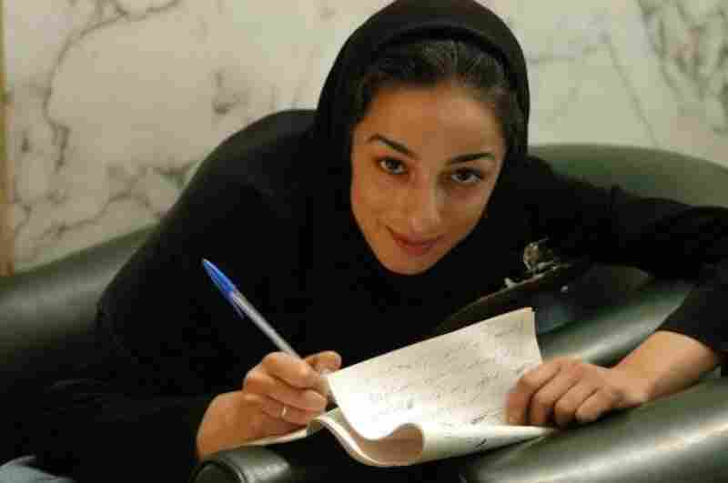 Masih Alinejad covered the Iranian parliament as a journalist until 2005. She has been arrested for her criticism of Iranian politicians and is now in the U.S. seeking an interview with President Obama.