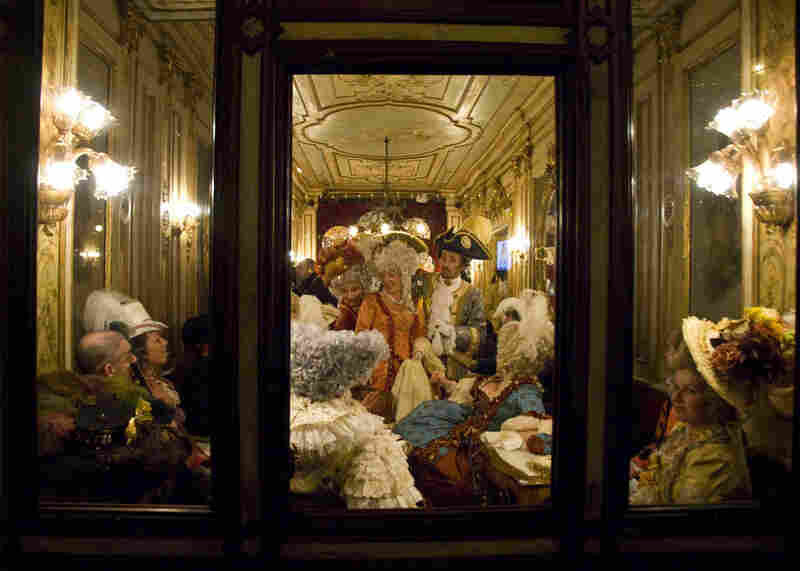 Carnival celebrations are some of the most elaborate activities the city has to offer. Tourists are known to spend $2,000 or more in a single day of Venetian role-playing. Costume ateliers can charge more than $3,000 for a single gown. Most Venice locals avoid the celebrations.