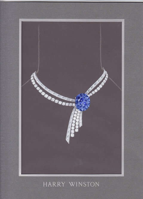 a new look for the hope diamond   npr