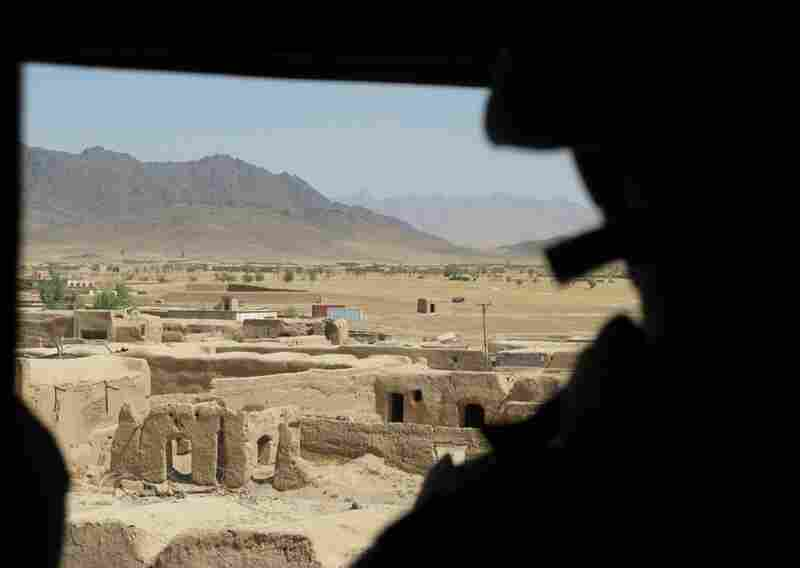Now Zad is a key district in the Marines' fight against militants in Helmand province. The Marines in this region are trying to build trust among the local people so they can drive out the Taliban permanently.