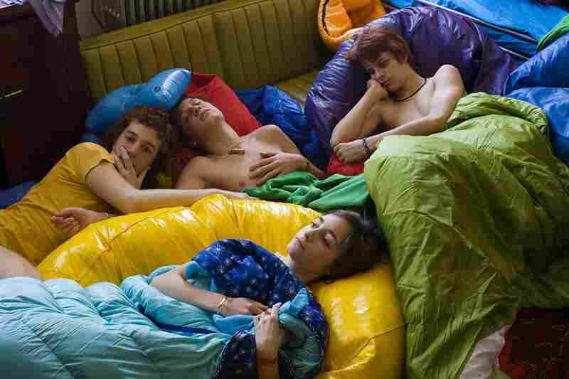 """Sleepover"" by Martine Fougeron, fourth place"