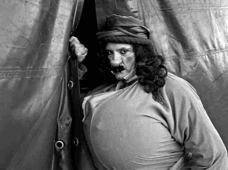 """Circus Flora: Giovanni Zoppe,"" Scott Raffe, Tulsa, United States"