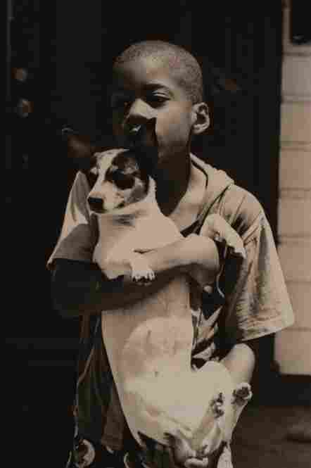 """""""Bad Boy, Bad Dog,"""" Kerri Tyler, 1996."""