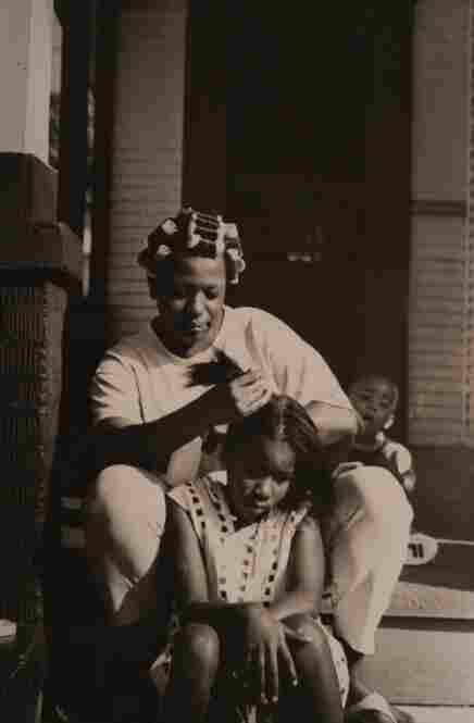 """""""Motherhood Cycle,"""" Ylonda Rodgers, 1996."""