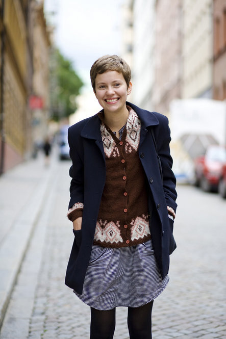 Fashion Week On The Streets With 'The Sartorialist' Style