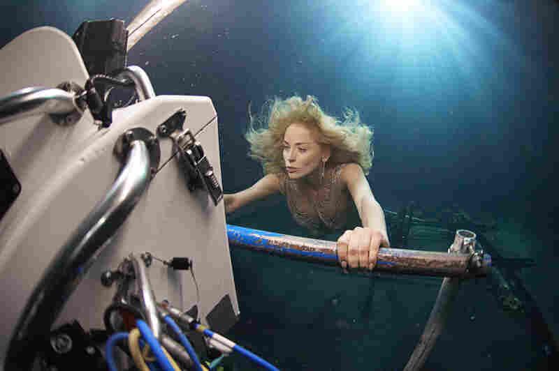 Sharon Stone in a scene from Basic Instinct 2