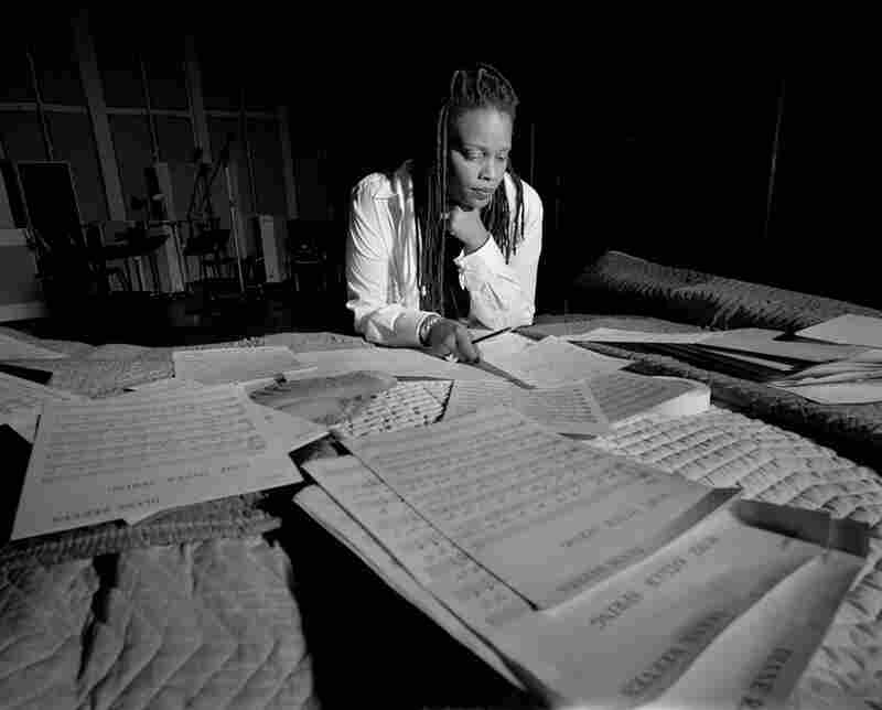 Dianne Reeves, Clinton Studios, New York City, April 1996