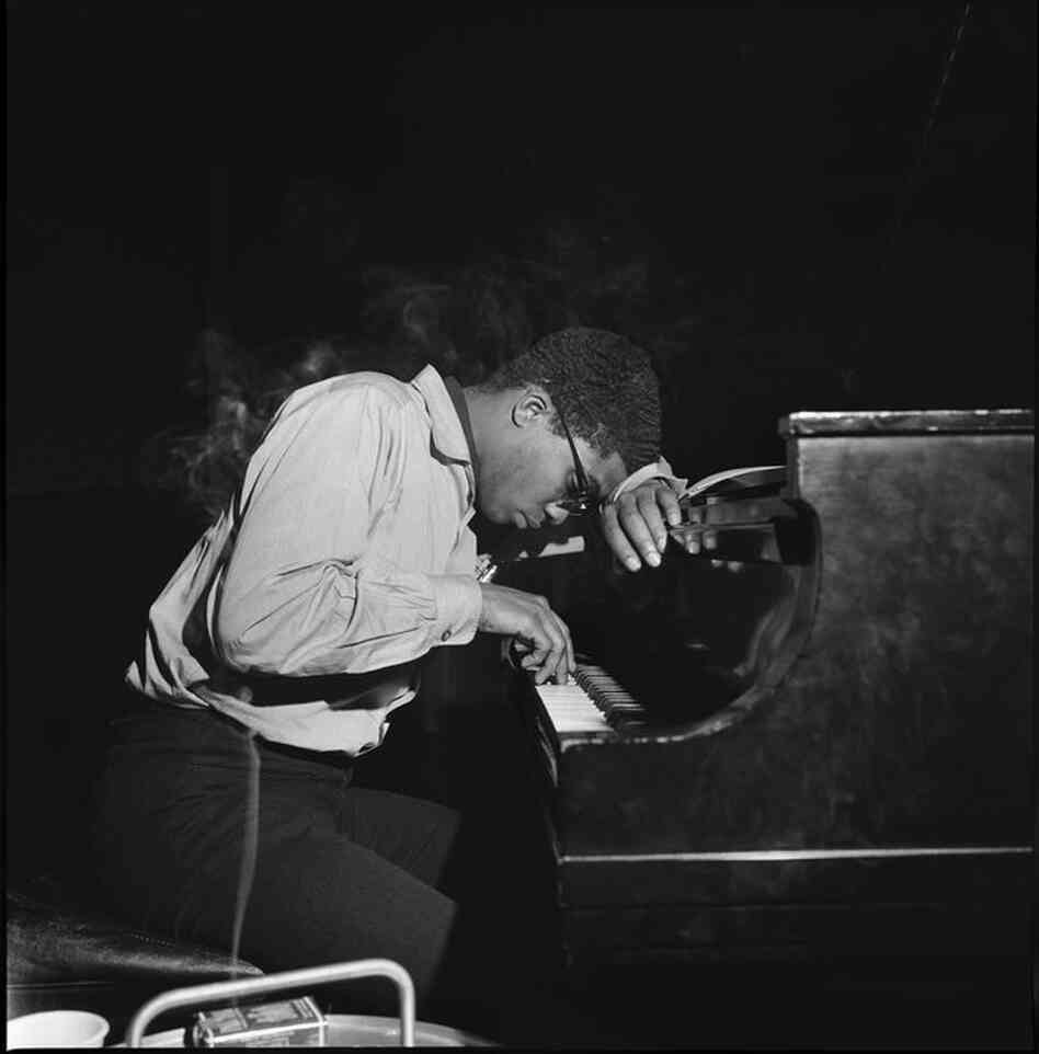 Herbie Hancock, Rudy Van Gelder Studio, Englewood Cliffs, N. J., Dec. 24, 1964