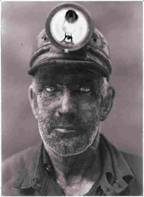 Coal Miner, Omar, West Virginia, 1938. Published in the May 1944 issue of National Geographic,  this photograph shows that perfection in portraiture could be achieved well before digital.
