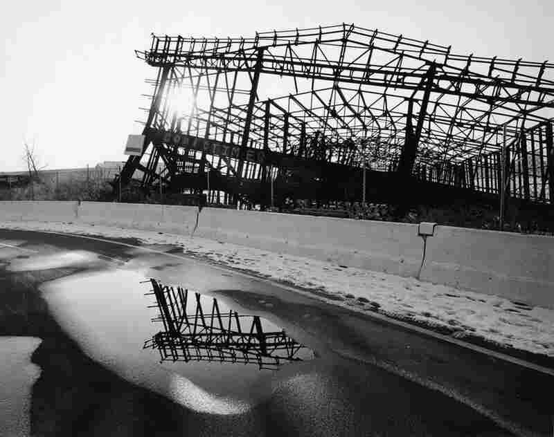 Collapsed Transfer Station, Riverside Park South, Manhattan