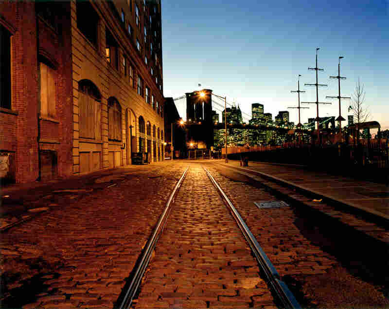 Plymouth Street, DUMBO [Down Under the Manhattan Bridge Overpass], Brooklyn