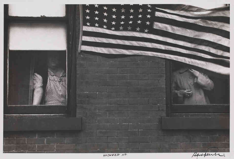 Parade, Hoboken, New Jersey, 1955