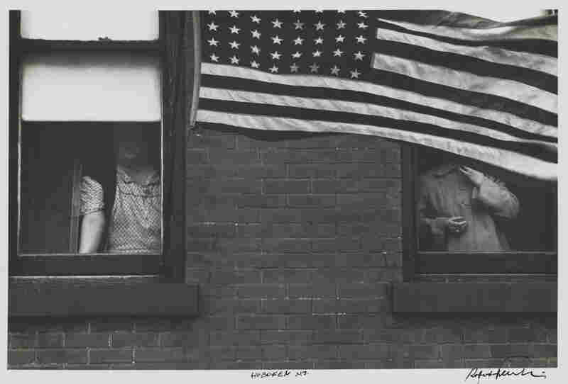 Parade, Hoboken, New Jersey, 1955