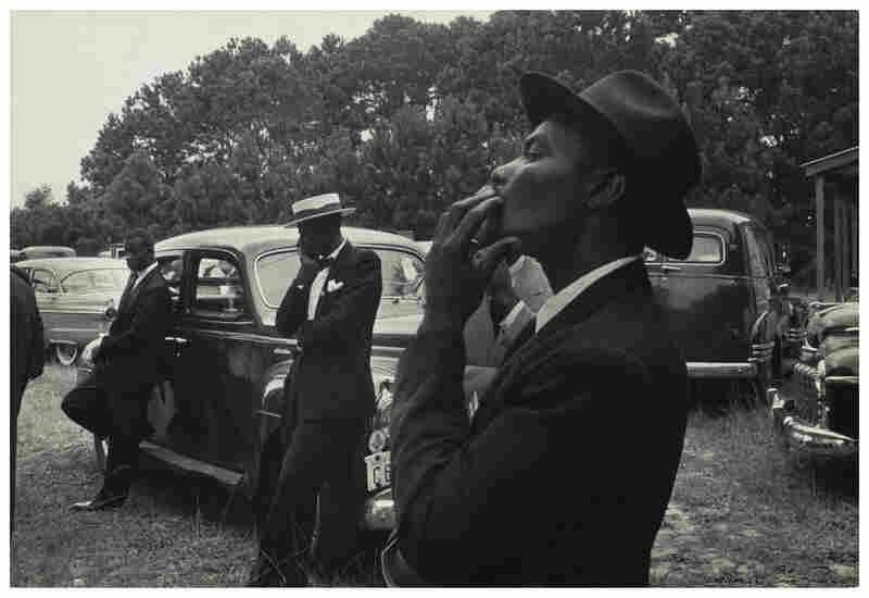 Funeral, St. Helena, South Carolina, 1955