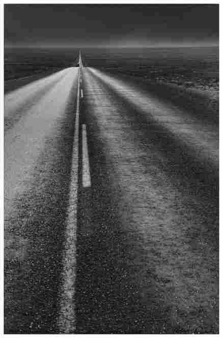 U.S. 285, New Mexico, 1955