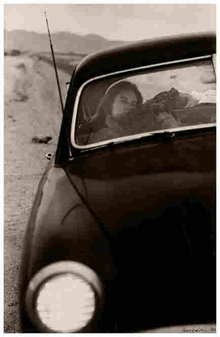 U.S. 90, en route to Del Rio, Texas, 1955
