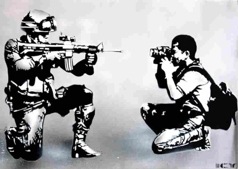 """""""Gun vs. Camera"""" by ICY"""