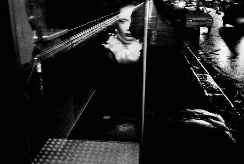 """Reflection of a Woman,"" Paris 1999"