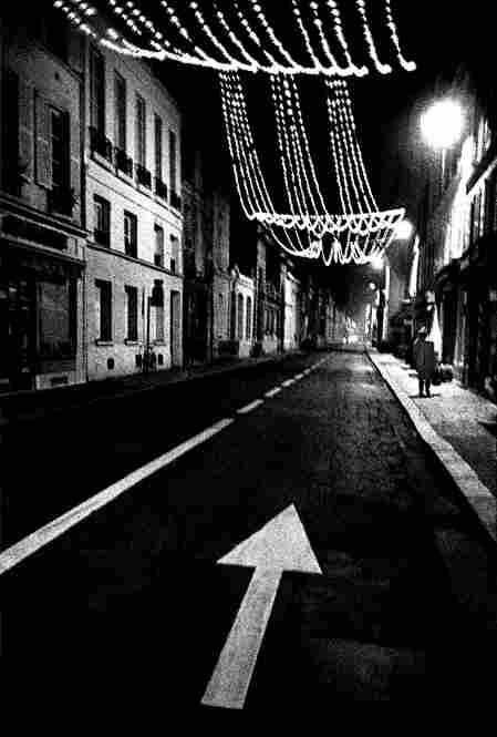 """""""Arrow,"""" Paris 2000."""