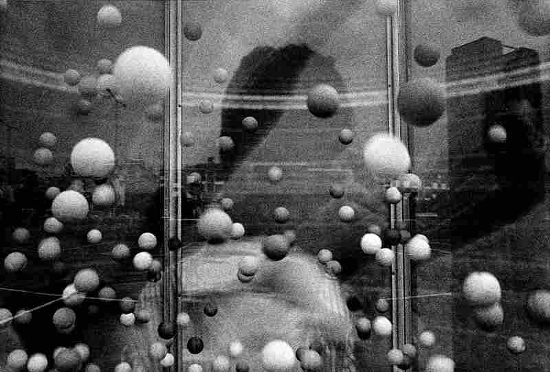 """""""Floating balls,"""" Korea 2002, in """"Recent Acquisitions"""" show at the Corcoran Gallery in D.C."""