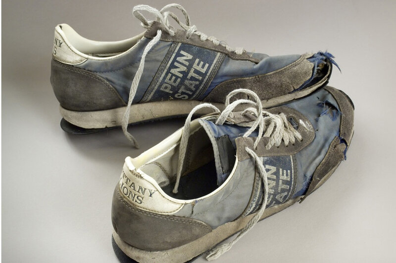 Sneakers  Listeners  Stories Laced With Love   NPR 709a559b6