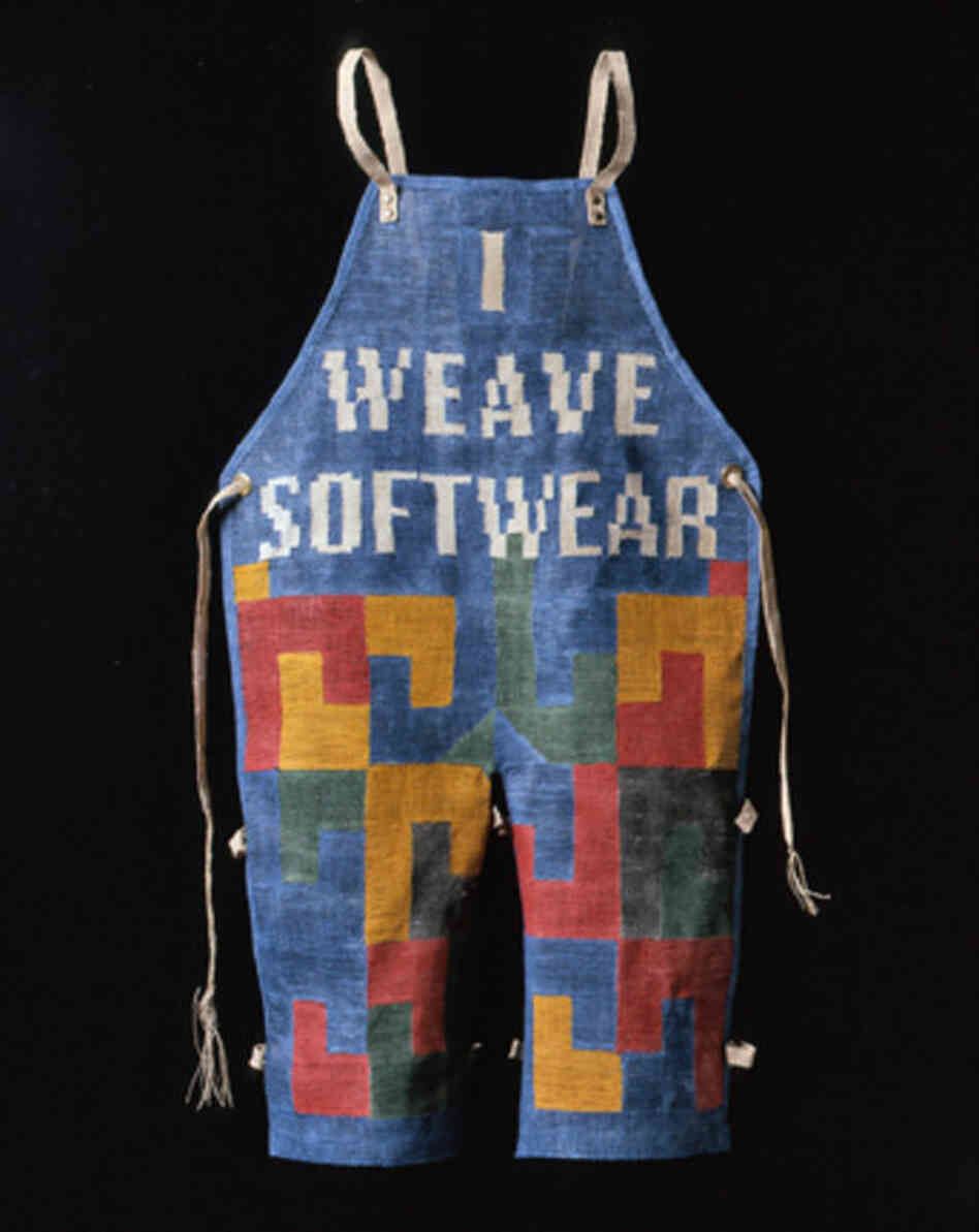 I Weave Softwear, by Jim Bassler