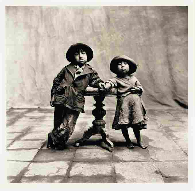 """Cuzco Children,"" 1948."