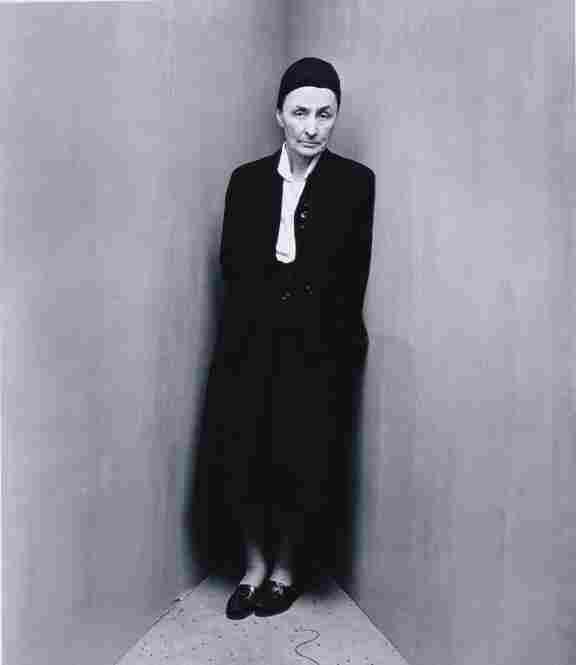 Georgia O'Keeffe, New York, 1948.