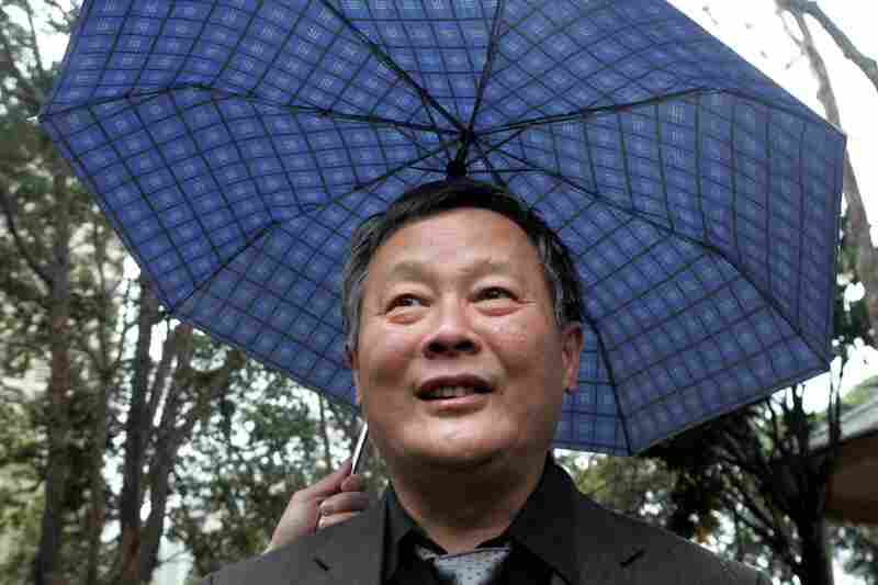 Wei Jingsheng, a human rights activist, has spent 17 years in Chinese prisons and currently lives in the United States.