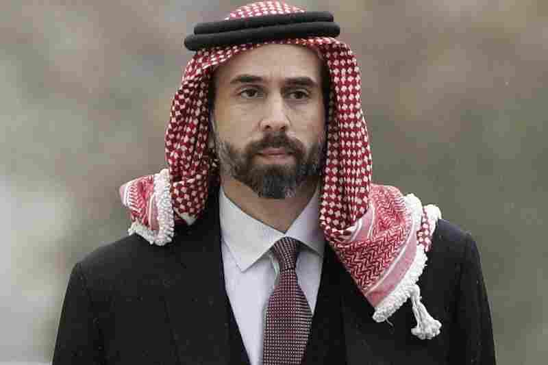 Prince Ghazi bin Muhammad, a philosophy professor in Jordan, promotes interfaith dialogues.