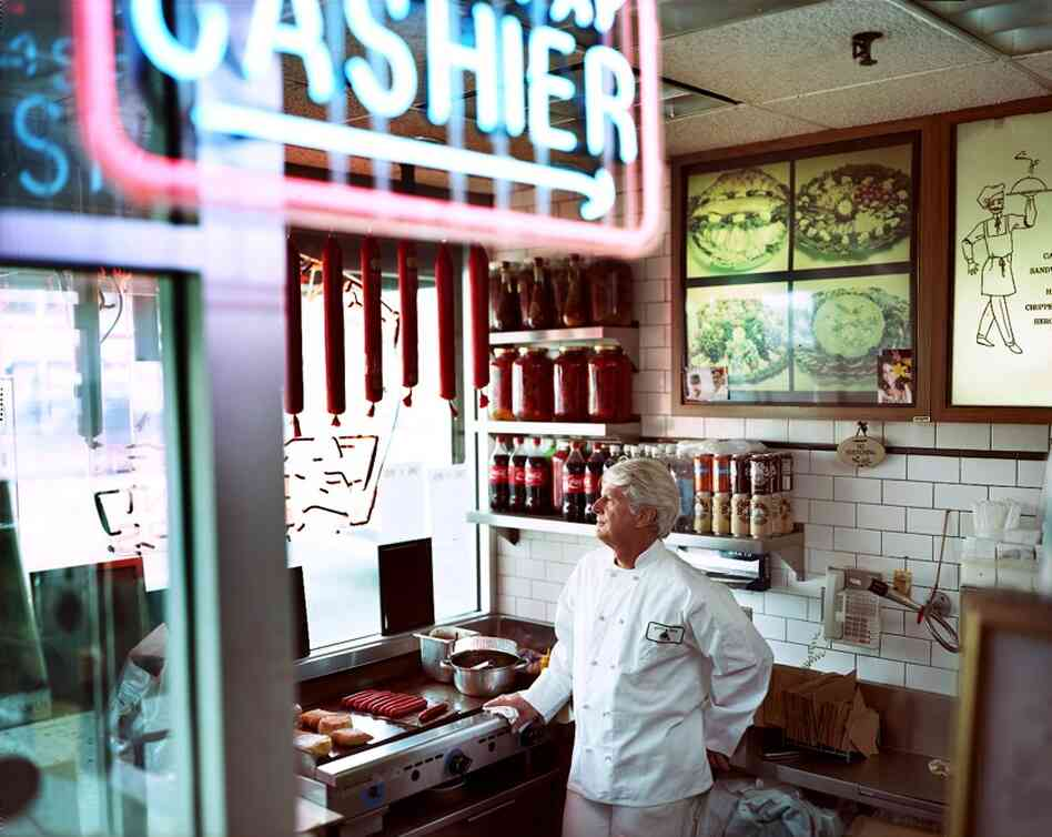 Third-generation owner Jay Parker runs Ben's Best, one of the last kosher delis in the New York borough of Queens.