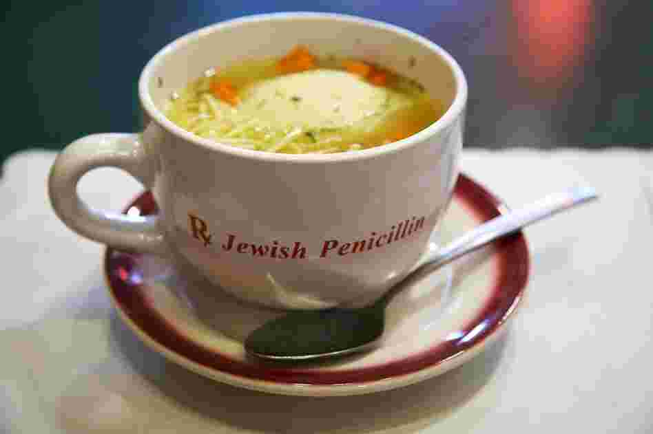 Ben's Best has been serving up matzo ball soup since it opened in 1945.