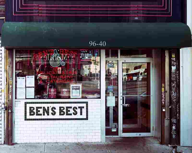 Neighborhood delis such as Ben's Best are an endangered species, says David Sax, who wrote the new book Save The Deli.