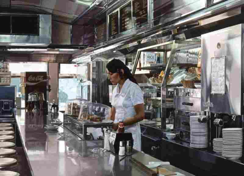 Waitress-Unadilla Diner