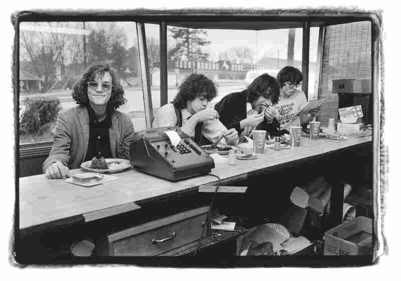 REM, Walter's BBQ, Athens, Ga., 1984