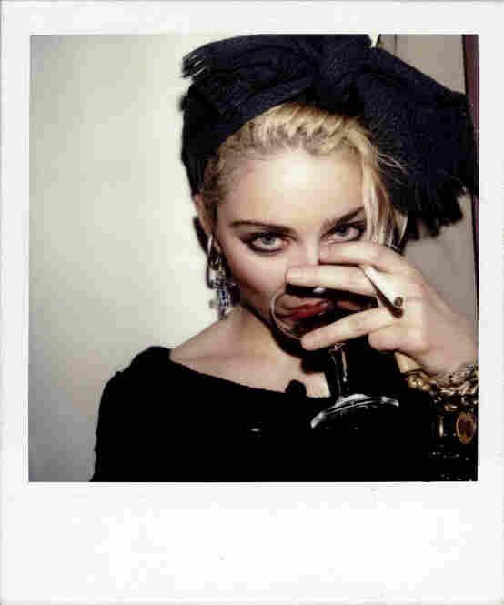 Madonna, Danceteria, New York City, 1983