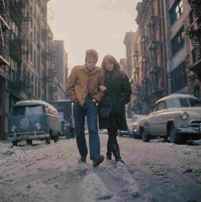 The Freewheelin' Bob Dylan (outtake), Jones Street, New York City, 1963