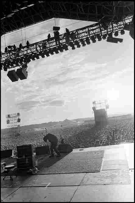 Pavement, Reading Festival, Reading, England, 1995