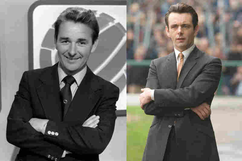 Look-Alikes: Real-life Leeds United soccer manager Brian Clough (left) and Michael Sheen (right) as Clough in the new film The Damned United. Sheen has won a sort of reality trifecta of late, playing British Prime Minister Tony Blair (whom he resembles a lot) in The Queen, TV personality David Frost (a bit less) in Frost/Nixon and now Clough — who at one point...
