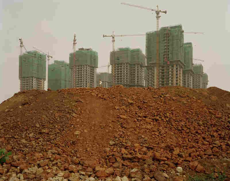 Construction Mound, Chongqing