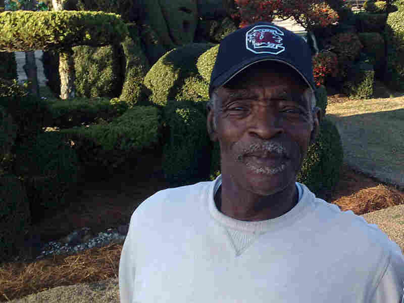 Fryar has brought international attention to Bishopville and his humility has made him a beloved local figure in a town that's still racially divided.