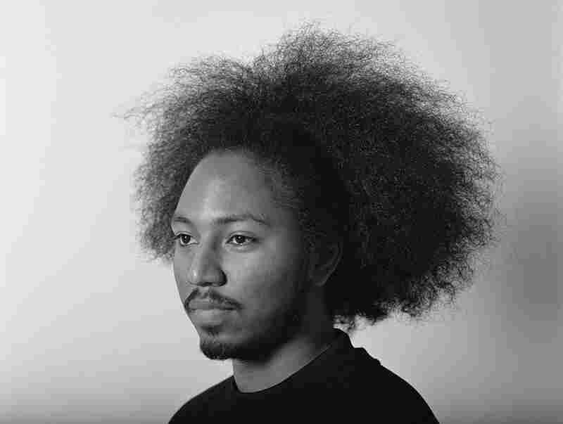 Shigeru Logan: half black, half Japanese. Los Angeles, Calif.